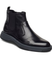pancho stövletter chelsea boot svart calvin klein