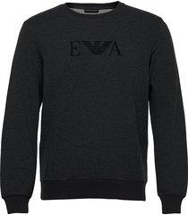 sweater sweat-shirt trui grijs emporio armani