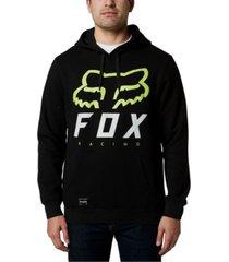 fox men's heritage forger pullover fleece