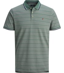 jack & jones plus size polo groen