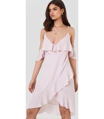 fayt heath dress - pink