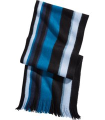 alfani men's striped scarf