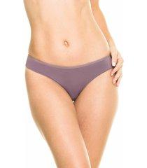 calcinha empina bumbum camurça - 532.0211 marcyn lingerie básica roxo