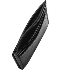 fossil men's andrew magnetic card case