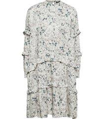 broom makka dress knälång klänning multi/mönstrad bruuns bazaar