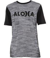 camiseta hurley aloha masculina