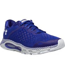 ua hovr infinite 3 shoes sport shoes running shoes blå under armour
