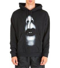 marcelo burlon mouth over hoodie