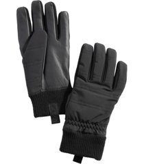 ugg men's quilted all-weather gloves