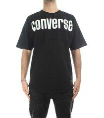 t-shirt korte mouw converse 10020045