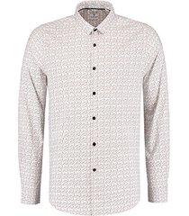 dstrezzed stretch overhemd met print