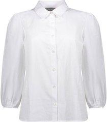 blouse poplin