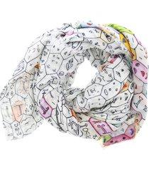 faliero sarti faccine scarf