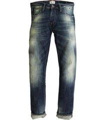tommy hilfiger scanton selvedge slim fit jeans