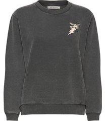 sweatshirt sweat-shirt trui zwart sofie schnoor