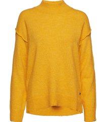 ls tn laura sweater turtleneck coltrui geel guess jeans