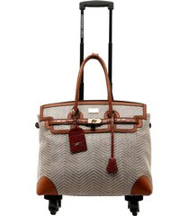 bolso de viaje locky cafe executive
