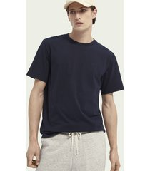 scotch & soda katoenen t-shirt