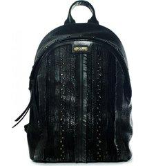 cartera mochila gael negro xl