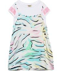 joanna jurk multi/patroon kenzo