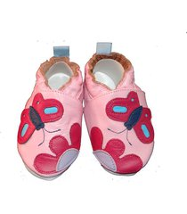 zapato rosa widelan mariposa