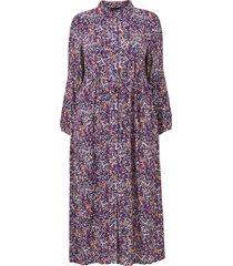 maxiklänning mhawa l/s midi dress