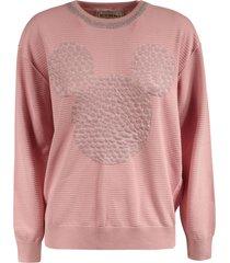 iceberg mickey mouse sweatshirt