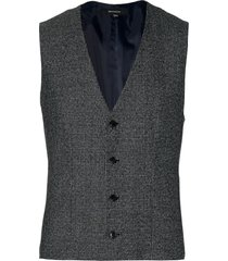matinique gilet - slim fit - blauw