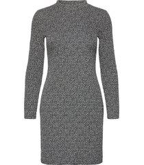 dresses knitted dresses everyday dresses svart edc by esprit