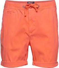sunscorched chino short shorts chinos shorts orange superdry