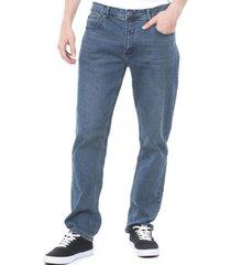pantalon hombre azul maui and sons