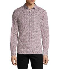 fulton floral sport shirt