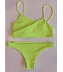 bikini amarilla stai zitta limonio
