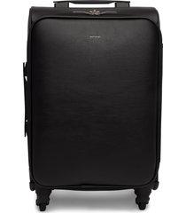 matt & nat coast carry on luggage, black