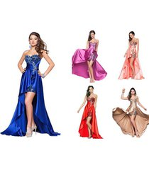 new sexy evening party ball gown formal bridesmaid cocktail dresses