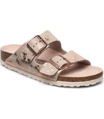 arizona shoes summer shoes flat sandals rosa birkenstock
