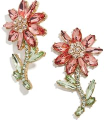 women's baublebar magnolia statement earrings