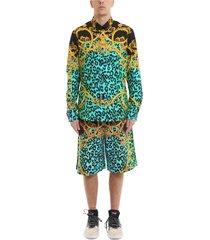 leo chain shirt