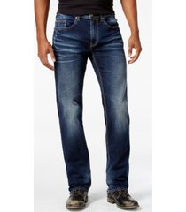 buffalo david bitton men's relaxed straight fit driven-x stretch jeans
