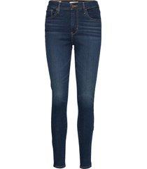 720 hirise super skinny salt l skinny jeans blå levi´s women