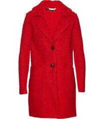 cappotto corto  bouclé (rosso) - bpc selection