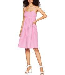 bcbgeneration camisole a-line dress