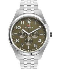 relógio technos steel masculino