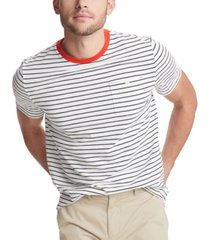tommy hilfiger men's yacht club ringer t-shirt, created for macy's