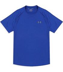 camiseta azul under armour ua tech 2.0 ss tee