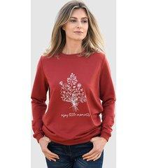 sweatshirt basically you terracotta