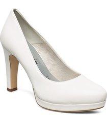 woms court shoe shoes heels pumps classic vit tamaris
