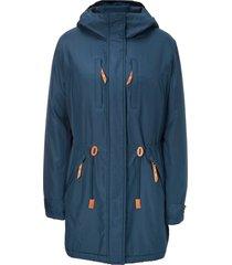 giacca da mezza stagione con cappuccio (blu) - bpc bonprix collection