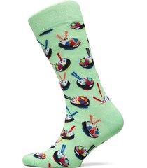 poké bowl sock underwear socks regular socks grön happy socks
