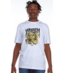camiseta lost mayhem bad year masculina